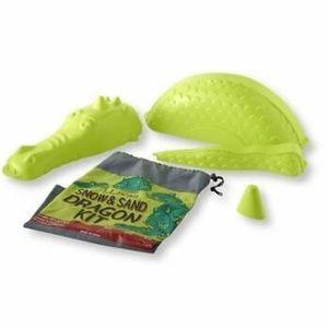 NEW L.L. Bean Snow Sand Dragon Kit 4 Pc. MOLD